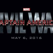 Il logo di Captain America: Civil War