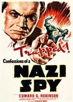 Locandina di Confessioni di una spia nazista