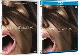 Le cover homevideo di Nymphomaniac - Volume 2