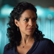 Gotham: l'attrice Zabryna Guevara in una scena di Spirit Of The Goat