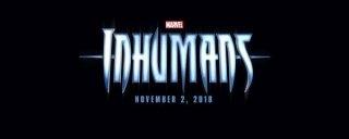 Inhumans - il logo del film