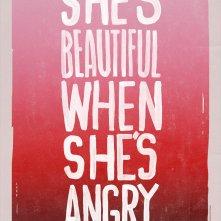 Locandina di She's Beautiful When She's Angry