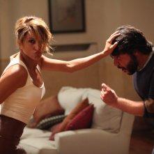 Un natale stupefacente: Paola Minaccioni e Lillo impegnati nelle danze