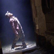 Una scena di Alien Abduction