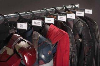 Avengers: Age of Ultron - I costumi degli Avengers