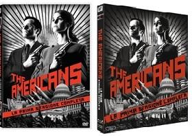 Le cover homevideo di The Americans