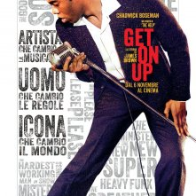 Locandina di Get on Up
