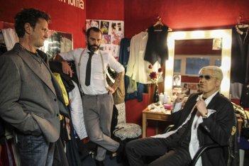 Non escludo il ritorno: Gianfranco Butinar con Enzo Salvi in una scena