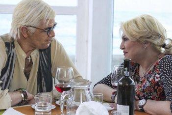 Non escludo il ritorno: Gianfranco Butinar con Nadia Rinaldi in una scena del film
