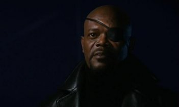 Iron Man: Samuel L. Jackson come Nick Fury nella scena post-credits