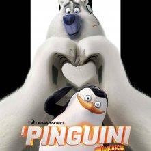I pinguini di Madagascar: il character poster italiano di Soldato il giovane volenteroso