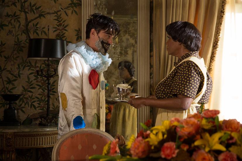 American Horror Story Freak Show: Finn Wittrock e Patti LaBelle in Edward Mordrake Part. 2