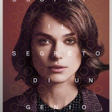 The Imitation Game: il character poster italiano di Keira Knightley