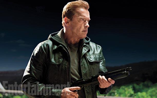Terminator: Genisys - La prima immagine di Arnold Schwarzenegger
