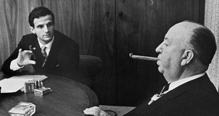 Truffaut intervista Hitchcock: il 25 novembre a Roma