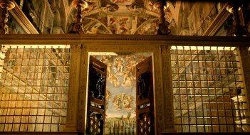 Musei Vaticani 3D - La Grande Arte al Cinema: una scena dell'evento cinematografico che ci trasporta nei Musei Vaticani