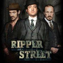 Ripper Street: la locandina della serie