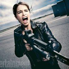 Terminator: Genisys - L'urlo di Emilia Clarke