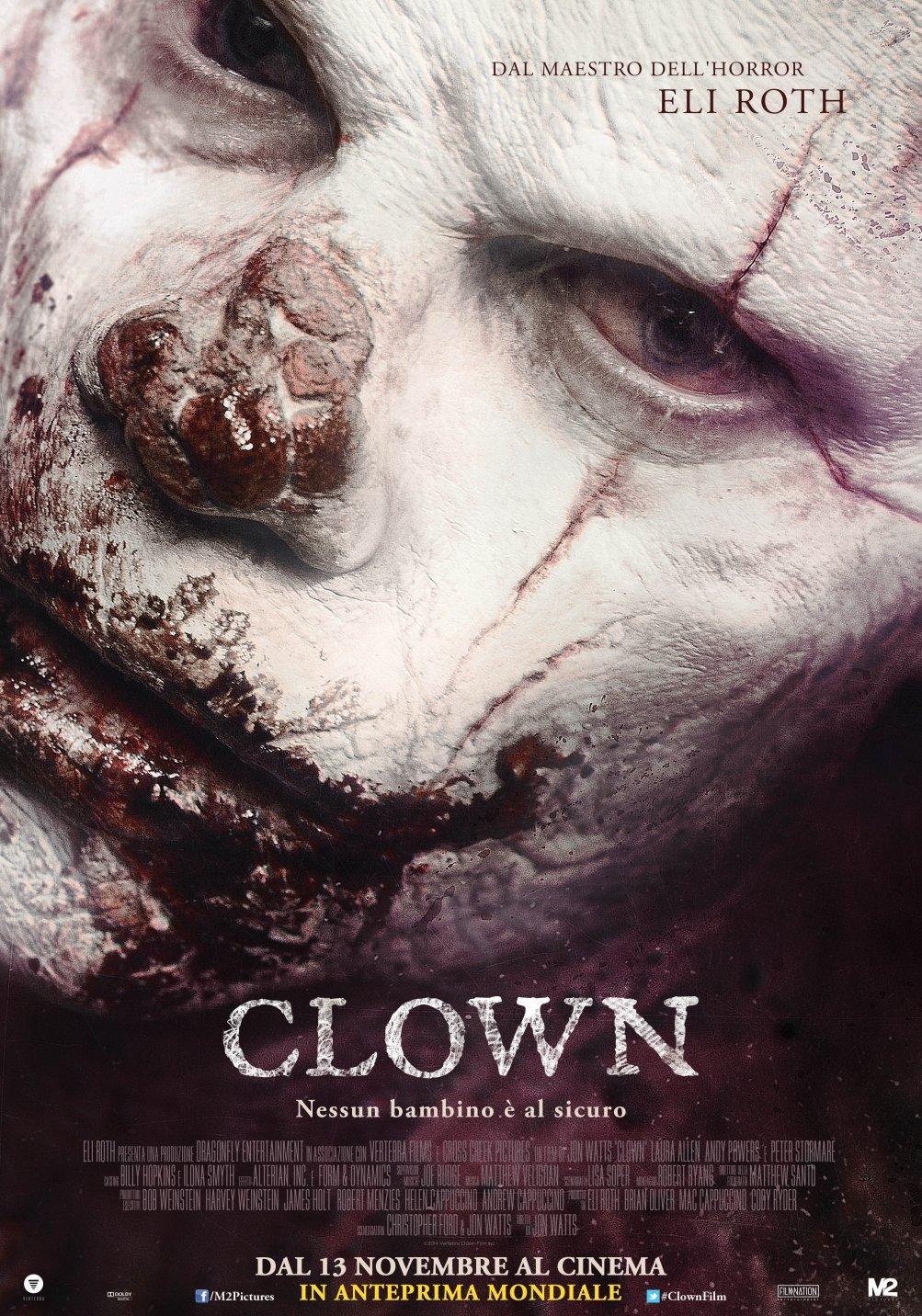 Locandina di Clown