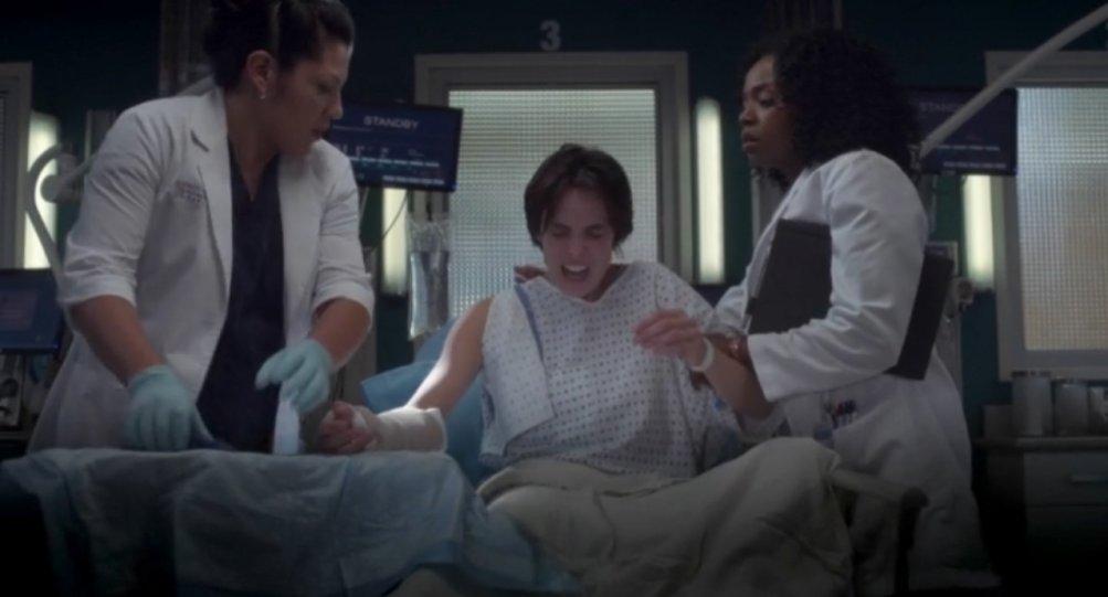 Grey's Anatomy: una scena dell'episodio Bend & Break