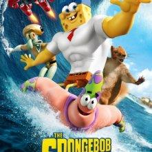 SpongeBob - Fuori dall'acqua: nuovo poster internazionale del film