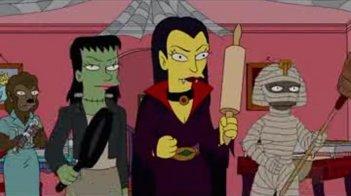 I Simpson: una scena dello speciale Treehouse of Horror XX