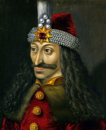 Vlad Tepes III - il ritratto di Dracula