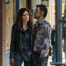 Constantine: Angélica Celaya e Matt Ryan nell'episodio The Darkness Beneath
