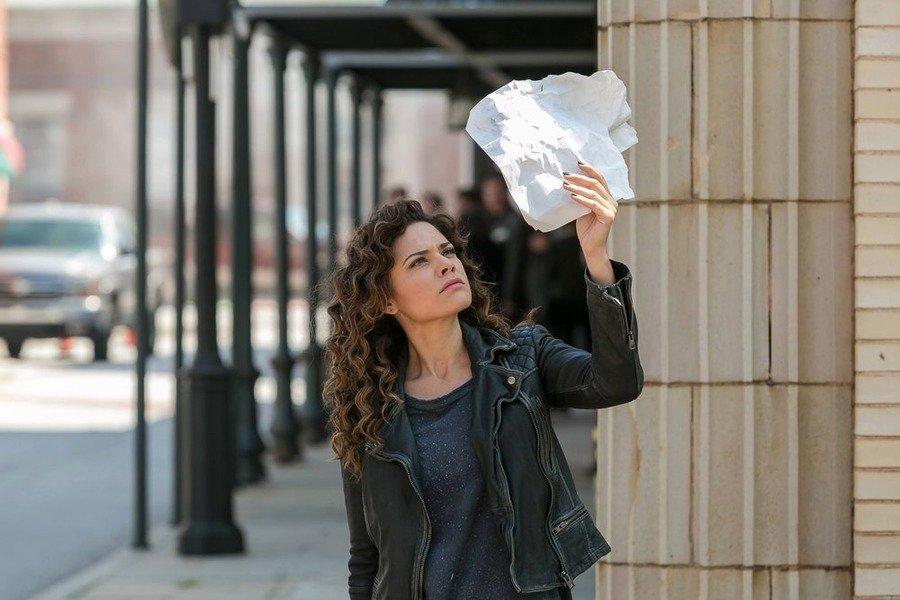 Constantine: Angélica Celaya nell'episodio intitolato The Darkness Beneath