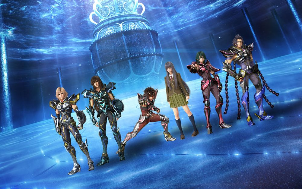 I cavalieri dello zodiaco 3D: una foto promozionale del film