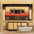 La copertina di Guardians of the Galaxy: Awesome Mix Vol.1