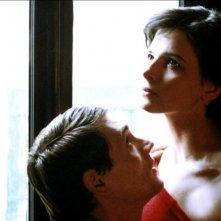 Una scena di Rendez-vous con Juliette Binoche