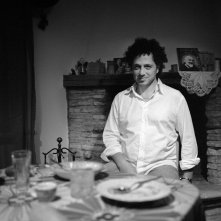La palestra: Francesco Calandra in una scena del suo film