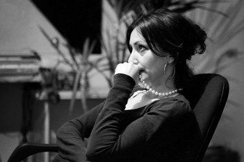 Un'immagine del docu-fiction La palestra, di Francesco Calandra