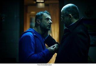 Fortunato Cerlino in una scena di Gomorra - la serie, prima stagione