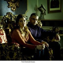 Fortunato Cerlino e Maria Pia Calzone in Gomorra - la serie, prima stagione