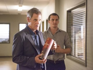 Homeland: Mark Moses e Rupert Friend nell'episodio intitolato From A to B and Back Again