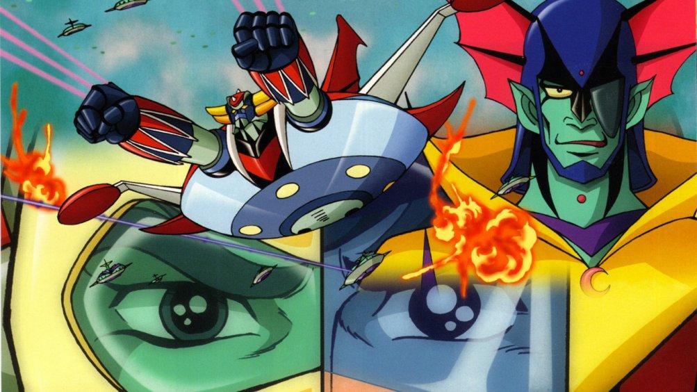 Le notti dei Super Robot - Parte I e II: una scena dell'evento d'animazione