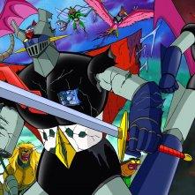 Unìimmagine dell'evento 'Le notti dei Super Robot'