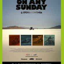 Locandina di On Any Sunday: La Storia Continua