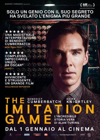 The Imitation Game - poster esclusivo italiano del film!