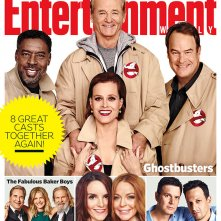 Ghostbusters - la reunion su Entertainment Weekly