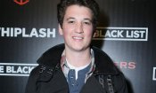 Miles Teller sarà The Only Living Boy In New York
