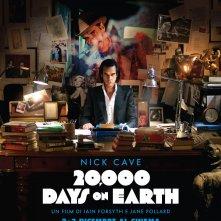 Locandina di Nick Cave - 20.000 Days on Earth