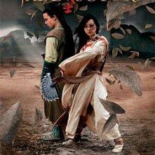 Locandina di Jade Warrior