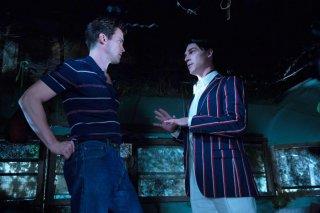 American Horror Story Freak Show: Matt Bomer e Finn Wittrock nell'episodio Pink Cupcakes