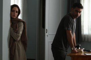 Melbourne: i protagonisti Peyman Moaadi e Negar Javaherian in un momento del film