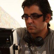 Melbourne: il regista del film Nima Javidi in una foto dal set