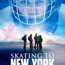 Locandina di Skating to New York