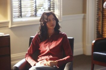 How To Get Away With Murder: l'attrice Katie Findlay nella puntata intitolata He Deserved to Die